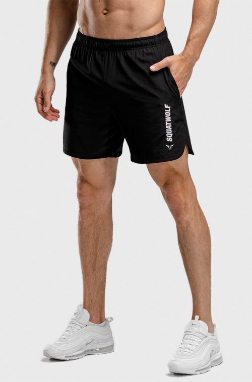 warrior-shorts-black