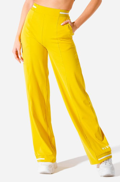 hybrid-wide-leg-pants-yellow