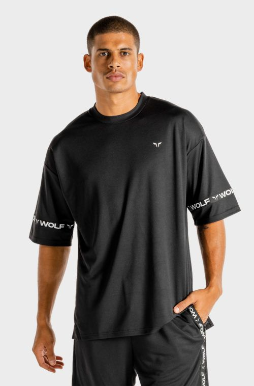 SQUATWOLF-workout-shirts-for-men-core-basketball-tee-black-gym-wear