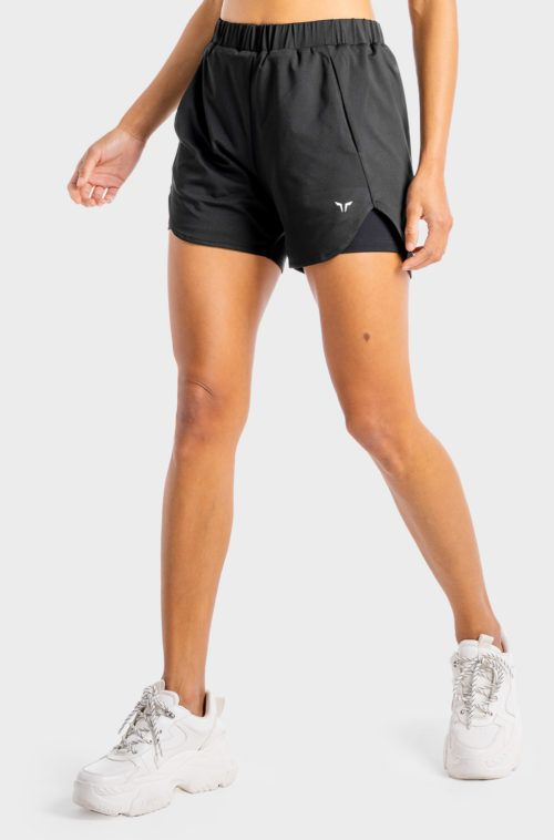 squatwolf-gym-shorts-for-women-core-2-in-1-shorts-black-workout-clothes