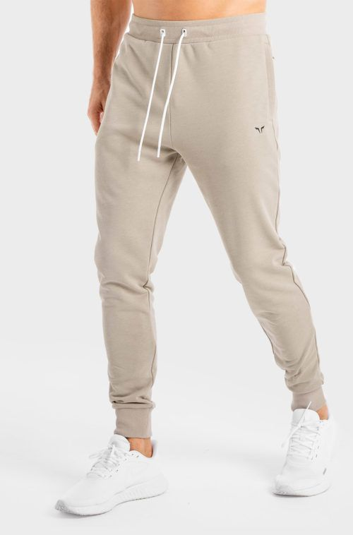 core-cuffed-joggers-taupe