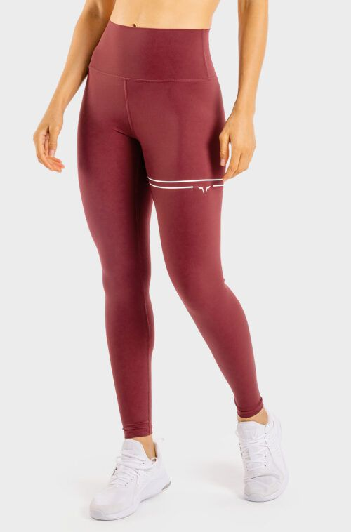 flux-leggings-maroon