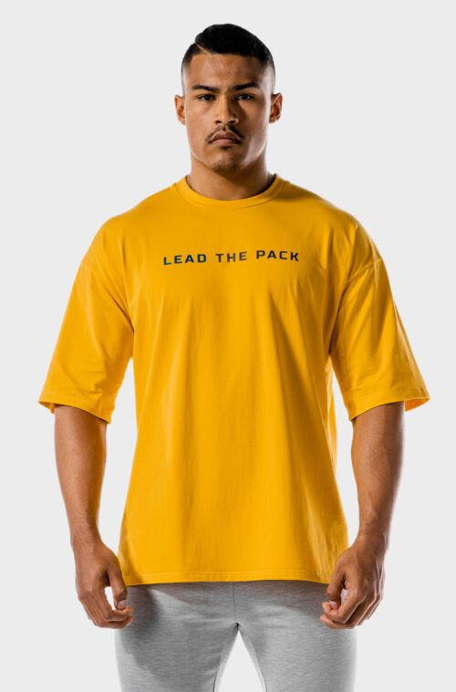 the-pack-oversize-tee-yellow