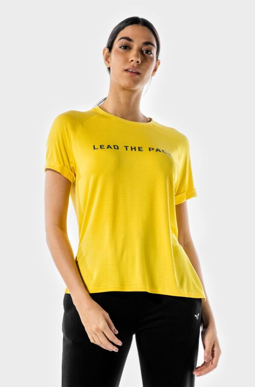the-pack-tee-yellow