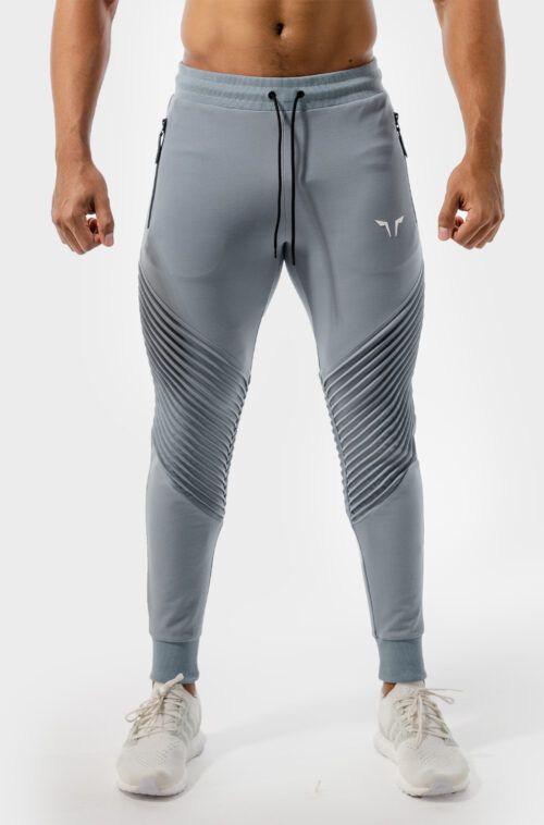 statement-ribbed-joggers-blue