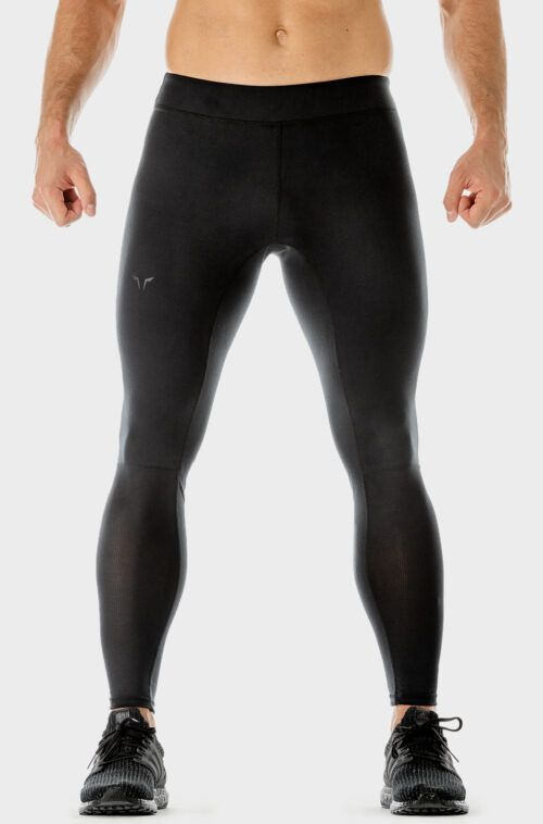 SQUATWOLF-gym-leggings-for-men-lab-360-performance-tights-black-workout-clothes