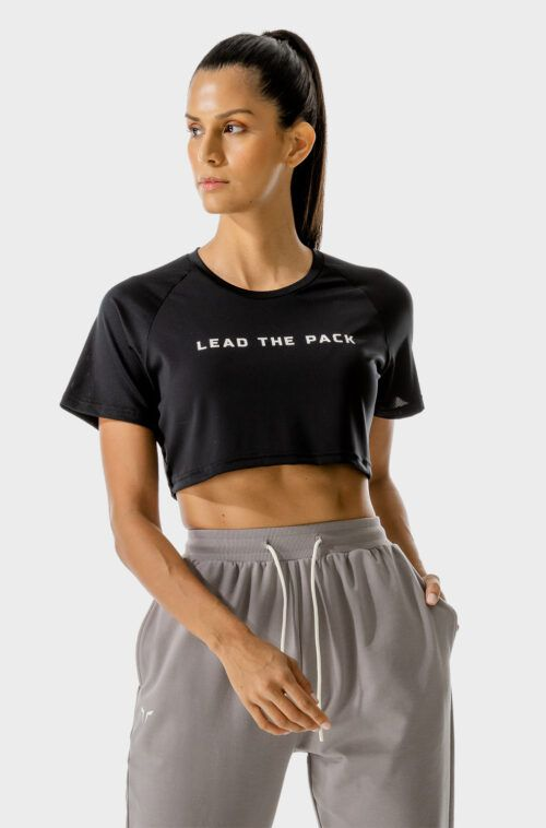 SQUATWOLF-gym-t-shirts-for-women-lab-360-crop-tee-black-workout-clothes