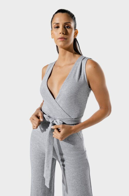 SQUATWOLF-athletic-tops-womens-fitness-wrap-jumpsuit-grey-marl